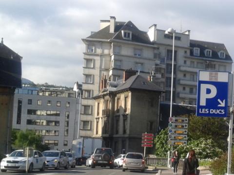 A Chambéry, pas de Semaine européenne de la mobilité, mais des parkings gratuits le samedi après-midi