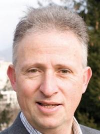 Alain Caraco, candidat écologiste aux élections législatives 2012 dans la 1ère circonscription de la Savoie, avec le soutien du PS